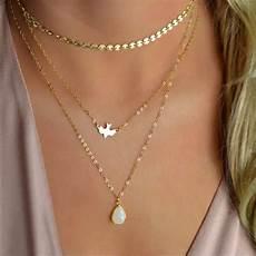 bijoux ras de cou femme 1 pc new bohemian peace pigeon water drop opal pendant
