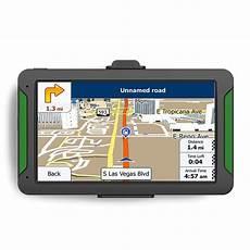 7 quot hd gps navigator system with lifetime 3d maps spoken voice navigation wifi fm handwriting