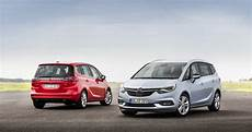 2017 Opel Zafira Production Started In Germany Drivers