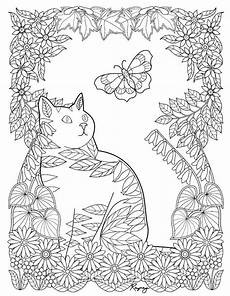 cat coloring page cats dogs coloring pages for adults animaux 224 colorier coloriage