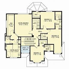 exclusive 3 bed house plan with game room plan 23663jd 6 bedroom beauty with third floor game room