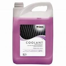 liquide de refroidissement prisma 5l 25 176 g12 g13 auto5 be