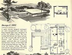 atomic ranch house plans quot atomic ranch quot style mid century modern house floor plan