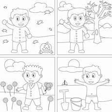 seasons coloring worksheets 14773 4 seasons coloring pages at seasons coloring pages seasons worksheets seasons preschool