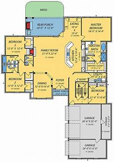 southernliving house plans southern house plan with huge optional bonus room house