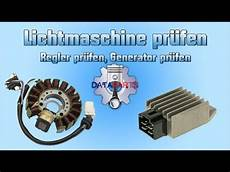 kaputte zündspule erkennen lichtmaschine pr 252 fen regler pr 252 fen generator pr 252 fen