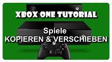 spiele kopieren und verschieben xbox one tutorial