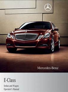 car owners manuals for sale 2011 mercedes benz e class seat position control mercedes benz e class sedan 2011 owner s manual pdf download