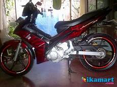 Modifikasi Jupiter Mx 2008 by Jual Jupiter Mx 2008 Semi Modifikasi Motor