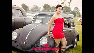 Rods N Rockabilly Car Show And Pinup Girls  YouTube
