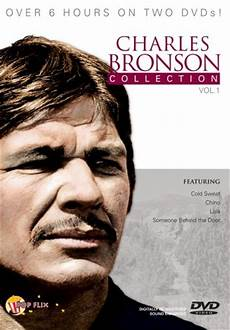 charles bronson collection vol 1 dvd cover 1974 94 r2 german