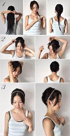 comment se coiffer avec des cheveux comment se coiffer avec des cheveux mi