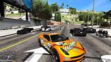 Vehicles Traffic Gta5 Mods