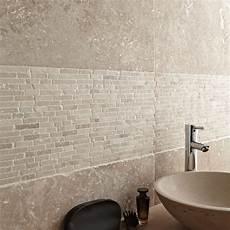 travertin leroy merlin travertin sol et mur beige effet travertin l 40 6 x