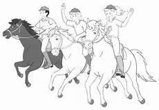 Ausmalbilder Bibi Und Tina Pferde Ausmalbilder Bibi Und Tina Ausmalen Ausmalbilder Zum