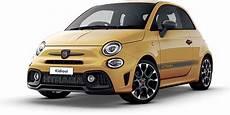 Statistiques Sur Les Prix De La Fiat 595 Abarth Neuve
