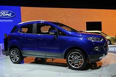 Ford To Import Ecosport Crossover Key To European Margins
