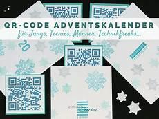 Malvorlagen Advent Qr Code Qr Code Adventskalender F 252 R Jungs Advent