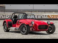 Caterham Seven 360  One Take YouTube