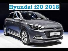 Hyundai I20 Coupe 2018 New Facelift Model Review