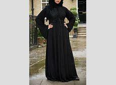 Majestic Empress lace Abaya Majestic Empress lace abaya is