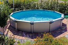 Poolpartner Pool Stahlwandbecken Silver Line 8 0 X 4 6 X