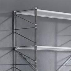 scaffali in acciaio kalevi scaffale componibile metallo per ufficio 293 x 35 x
