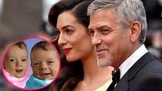 Foto Prognose Das K 246 Nnten George Amal Clooneys Babys