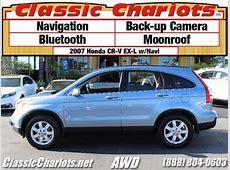 **sold**Used SUV Near Me   2007 Honda CR V EX L w/Navi