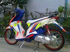 Honda Beat Modif by Indra Honda Beat Modifikasi