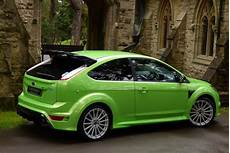 ford focus 2 5 rs mk2 total ford history