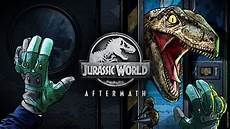 jurassic world aftermath coming soon to quest bringing