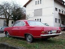 Opel Rekord A B 1964 Opel Rekord A 1700 Coup 233