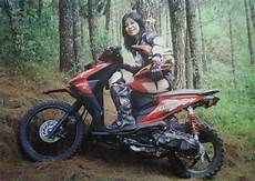 Beat Modif Trail modifikasi honda beat trail