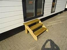 Kleine Treppe Bauen - kleine treppe f 252 r mobilheime wohnwagen in nordhorn auf