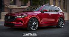 All New Mazda Cx 5 Looks Delicious In Mps Attire