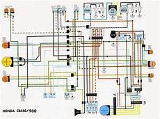 1974 cb550 wiring diagram antiquated mule wiring a cb500 550 mutt