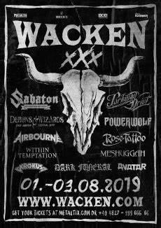 wacken open air 2019 tickets www metaltix