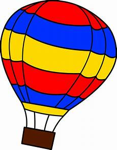 Air Balloon Clipart