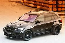 Bmw X5 Tuning - g power launched bmw x5 typhoon black pearl limited