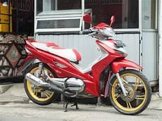 Jok Motor Modifikasi by Modifikasi Jok Motor Jok Honda Revo Matic Pesanan Mr