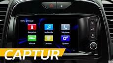 Renault Captur Tutoriel La Navigation De R Link
