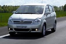 Toyota Corolla Verso 2 N 233 E Sous Un Bon Signe Discussion