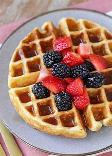 homemade belgian waffles recipe video lil