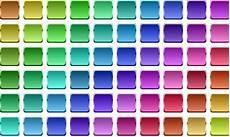 auto paint colors chart