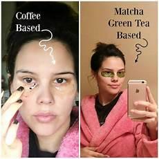 diy eye mask for circles eye bags and