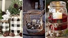 Jar Home Decor Ideas by Diy Farmhouse Style Jar Decor Ideas