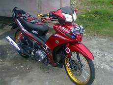 Motor Jupiter Z Modifikasi by Gambar Modifikasi Motor Yamaha Jupiter Z1 Terbaru