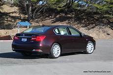 first drive review 2014 acura rlx sport hybrd with video