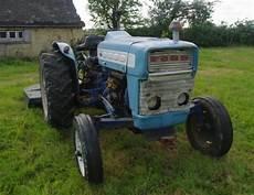 Troc Echange Tracteur Ford 3000 Diesel 1967 Sur